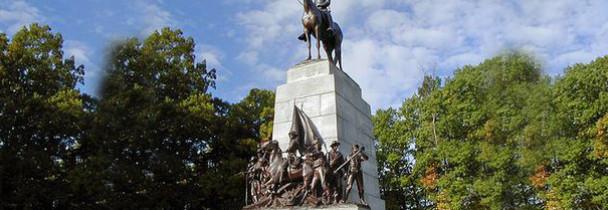 Gettysburg Blue Gray Crit and 1/2 Marathon